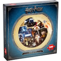 500 Piece Jigsaw Puzzle - Harry Potter and the Philosophers Stone Edition - Jigsaw Puzzle Gifts