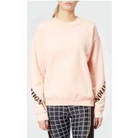 P.E Nation Women's The Half Run Sweatshirt - Light Salmon - M - Pink