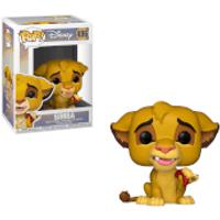 Disney Lion King Simba Pop! Vinyl Figure - Lion King Gifts