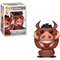 Disney Der König der Löwen - Luau Pumbaa Pop! Vinyl Figur