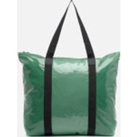 RAINS Glossy Ltd. Tote Bag - Faded Green