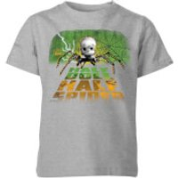 Toy Story Half Doll Half Spider Kids' T-Shirt - Grey - 3-4 Years - Grey