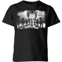 Toy Story Evil Dr Pork Chop Speech Kids' T-Shirt - Black - 9-10 Years - Black