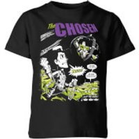 Toy Story Comic Cover Kids' T-Shirt - Black - 11-12 Years - Black - Toy Gifts