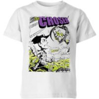 Toy Story Comic Cover Kids' T-Shirt - White - 11-12 Years - White - Toy Gifts