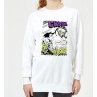 Toy Story Comic Cover Women's Sweatshirt - White - L - White