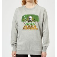 Toy Story Half Doll Half Spider Women's Sweatshirt - Grey - XS - Grey - Spider Gifts