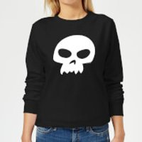 Toy Story Sid's Skull Women's Sweatshirt - Black - 4XL - Black