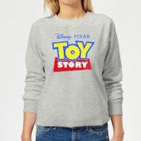Toy Story Logo Women's Sweatshirt - Grey - S - Grey