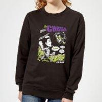 Toy Story Comic Cover Women's Sweatshirt - Black - XS - Black
