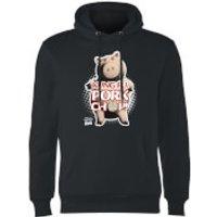 Toy Story Kung Fu Pork Chop Hoodie - Black - XXL - Black