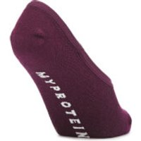 Invisible Socks - Mulberry - UK 3-6 - Mulberry