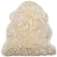 Asiatic London Auckland Sheepskin Rug - Ivory