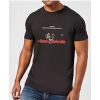 Hammer Horror Hound Of The Baskervilles Men's T-Shirt - Black - XL - Black