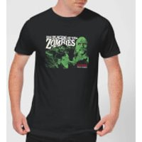 Hammer Horror Plague Of The Zombies Men's T-Shirt - Black - 5XL - Black - Zombies Gifts