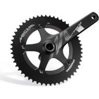 Miche Pistard 2.0 Chainset - 165mm - 48T - Black