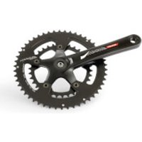 Miche Team CPT 9/10x Chainset - 170mm - 34/50T - Black