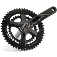 Miche Syntium HSP 11x Chainset - 172.5mm - 34/50T - Black