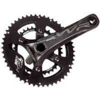 Miche SWR Carbon HSL Chainset - 170mm - 34/50T - Carbon