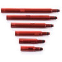 Miche Valve Extender - 30 + 30mm - Red