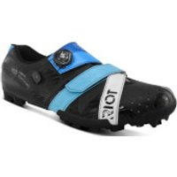 Bont Riot+ MTB Shoes - EU 46.5 - Black/Blue