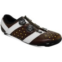 Bont Vaypor + Road Shoes - EU 42 - Normal Fit - Brown/White