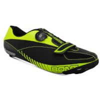 Bont Blitz Road Shoes - EU 46 - Black/Orange