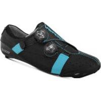Bont Vaypor S Road Shoes - EU 44 - Standard Fit - Black/Blue