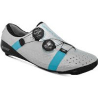Bont Vaypor S Road Shoes - EU 46 - Standard Fit - White/Blue