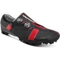 Bont Vaypor G Road Shoes - EU 43 - Black/Red