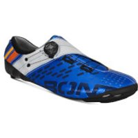 Bont Helix Road Shoes - EU 45 - Blue/White