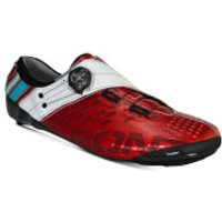 Bont Helix Road Shoes - EU 43 - Red/White