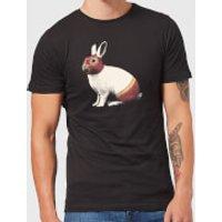 Florent Bodart Lapin Catcheur Men's T-Shirt - Black - L - Black