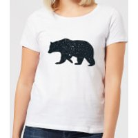 Florent Bodart Bear Women's T-Shirt - White - XXL - White