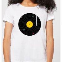 Florent Bodart Music Everywhere Women's T-Shirt - White - XXL - White - Music Gifts