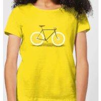 Florent Bodart Citrus Lemon Women's T-Shirt - Yellow - M - Yellow