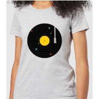 Florent Bodart Music Everywhere Women's T-Shirt - Grey - XL - Grey