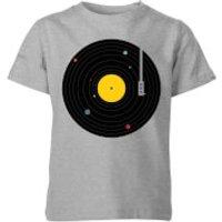 Florent Bodart Music Everywhere Kids' T-Shirt - Grey - 11-12 Years - Grey