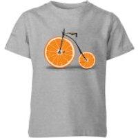 Florent Bodart Citrus Kids' T-Shirt - Grey - 5-6 Years - Grey