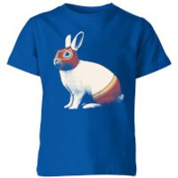 Lapin Catcheur Kids' T-Shirt - Royal Blue - 11-12 Years - Royal Blue