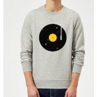 Florent Bodart Music Everywhere Sweatshirt - Grey - XXL - Grey - Music Gifts