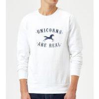 Florent Bodart Unicorns Are Real Sweatshirt - White - 4XL - White