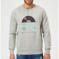 Florent Bodart High Fidelity Sweatshirt - Grey - M - Grey