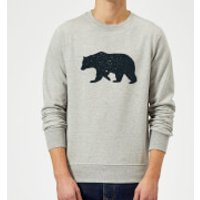 Florent Bodart Bear Sweatshirt - Grey - XXL - Grey