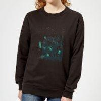 Florent Bodart A New Home Women's Sweatshirt - Black - S - Black