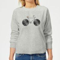 Florent Bodart Velophone Women's Sweatshirt - Grey - S - Grey