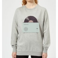 Florent Bodart High Fidelity Women's Sweatshirt - Grey - S - Grey