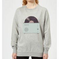 Florent Bodart High Fidelity Women's Sweatshirt - Grey - S - Grey
