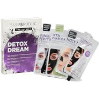 Skin Republic Detox Dream Gift Set (4 Piece)