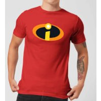 Incredibles 2 Logo Mens T-Shirt - Red - S - Red